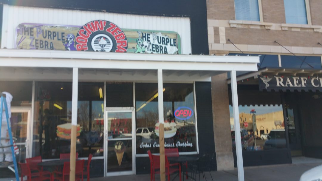 Rockin Zebra Soda Is Located At 404 15th Street In Downtown Canyon Texas Open Monday Through Friday From 11 A M To 7 P And Saay