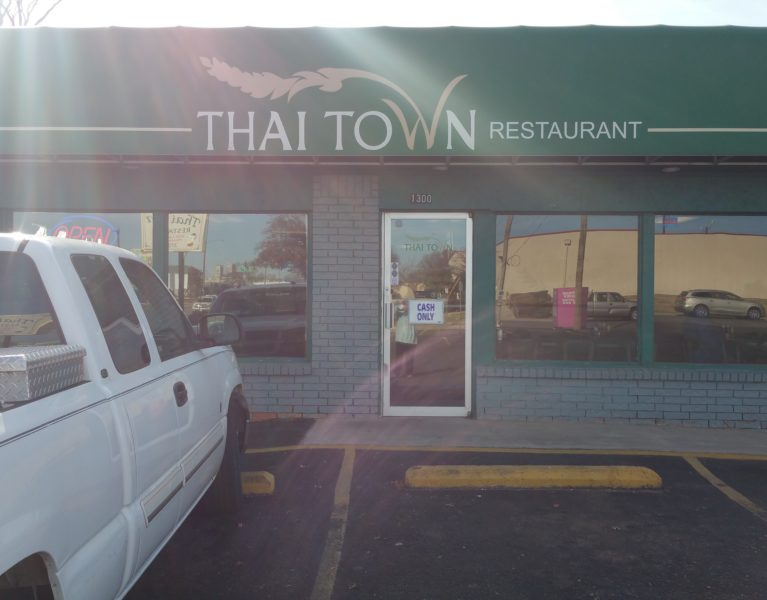 Thai Thai Restaurant Amarillo Tx